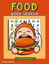 Food Word Search - My First Word Search