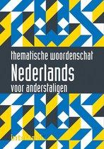 Boek cover Thematische Woordenschat Nederlands Voor Anderstaligen van Peter Schoenaerts (Paperback)
