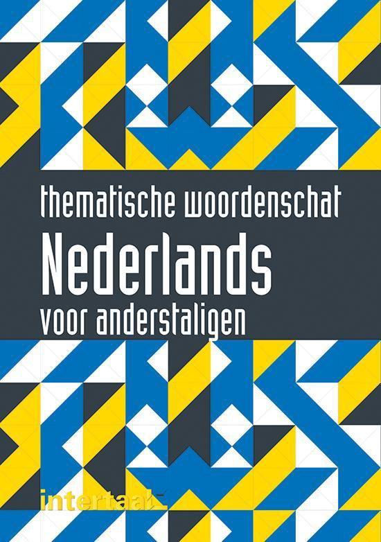 Boek cover Thematische woordenschat Nederlands voor anderstaligen boek van Peter Schoenaerts (Paperback)