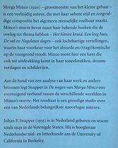 De wegen van Marga Minco