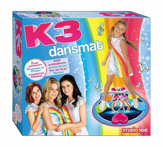 Studio 100 K3 Dansmat