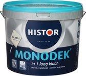 Histor Monodek - 10 liter - Muurverf - Warm Wit