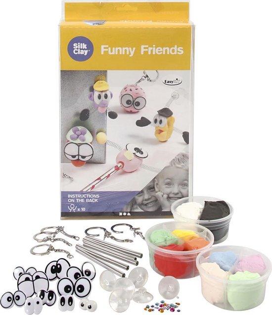 Funny Friends, afm 30x18x5 cm, klein, 1 set