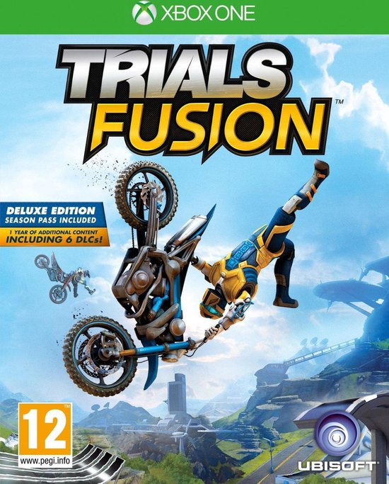 Trials Fusion – Deluxe Edition