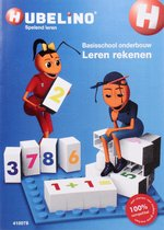 Hubelino Leren Rekenen Lesboekje