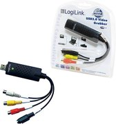 LogiLink Audio + Video Grabber USB 2.0 video capture board