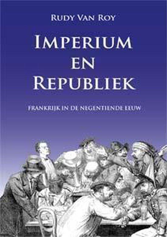 Imperium en republiek - Rudy Van Roy   Fthsonline.com