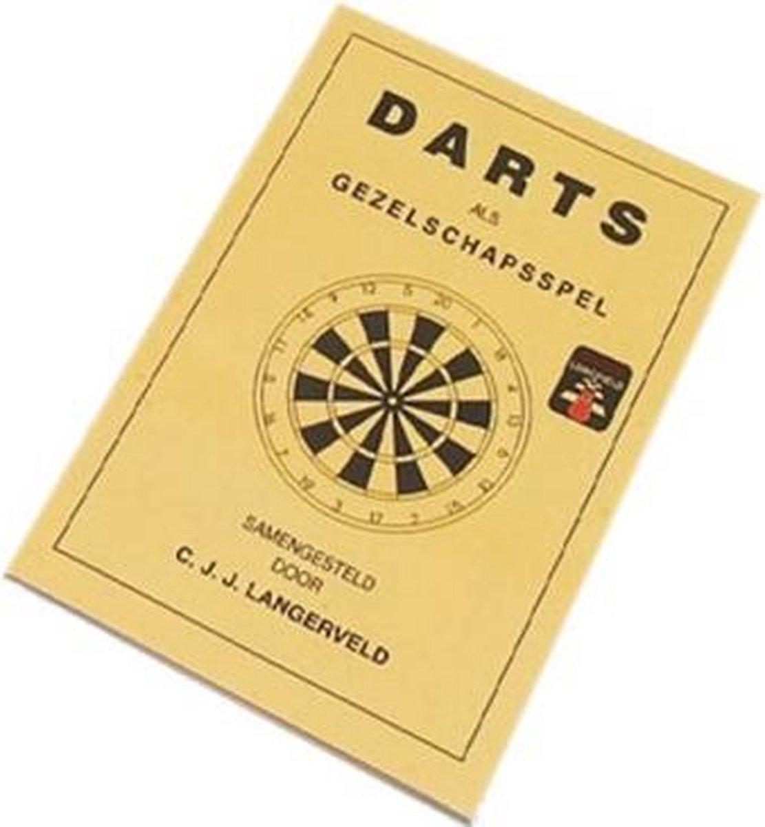 Longfield games Spelregels darts