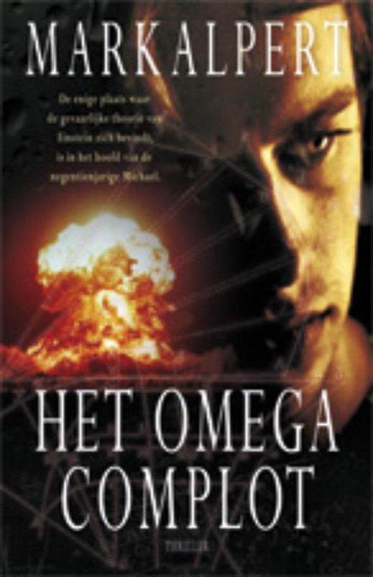Het Omega Complot - Mark Alpert |