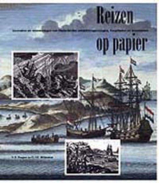 Reizen op papier - V.D. Roeper  