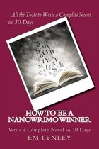 How to Be a Nanowrimo Winner
