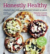 Boek cover Honestly healthy van Natasha Corrett