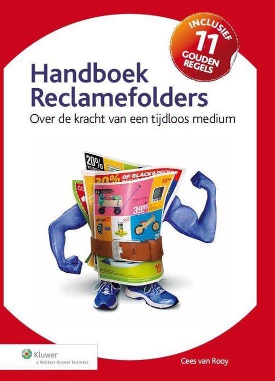 Handboek reclamefolders - Cees van Rooy |