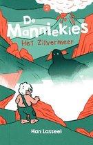 De Manniekies 2 - Het zilvermeer