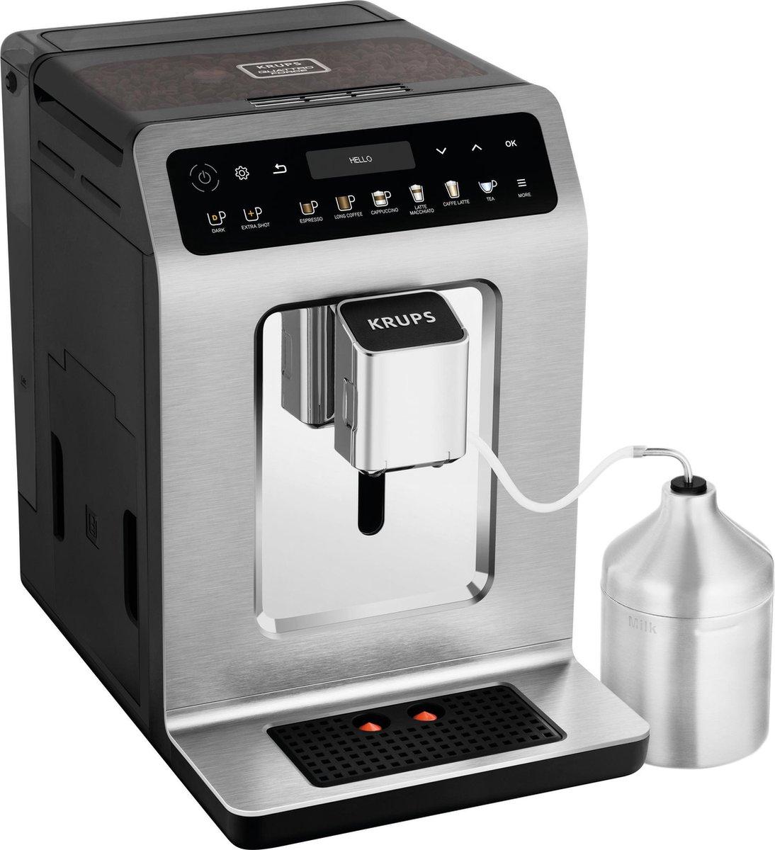 Krups Espresso Automatic Evidence+ EA894T Espressomachine