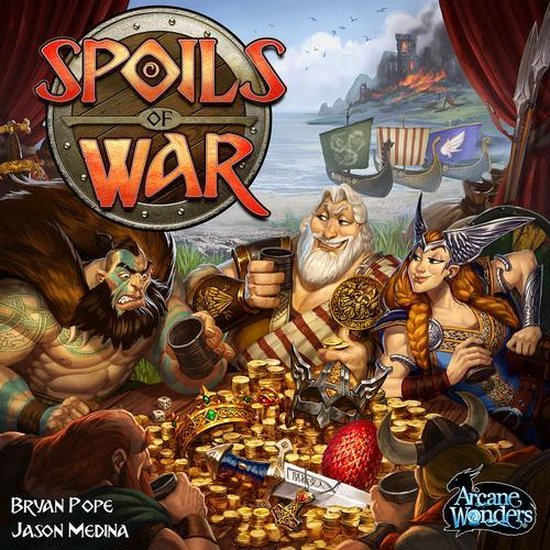 Afbeelding van het spel Spoils of War