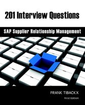 201 Interview Questions - SAP Supplier Relationship Management
