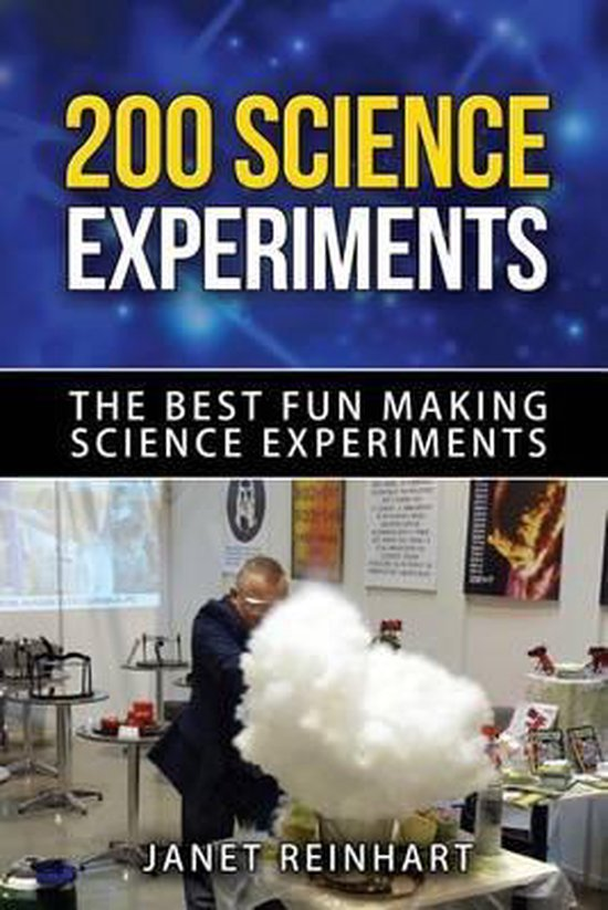 200 Science Experiments