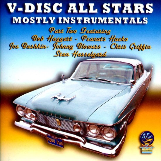 V-Disc All Stars, Vol. 2: Mostly Instrumentals