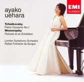 Tchaikovsky: Piano Concerto No. 1; Mussorgsky: Pictures at an Exhibition