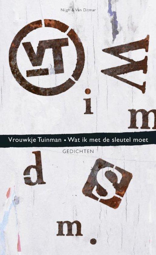 Wat ik met de sleutel moet - Vrouwkje Tuinman | Fthsonline.com
