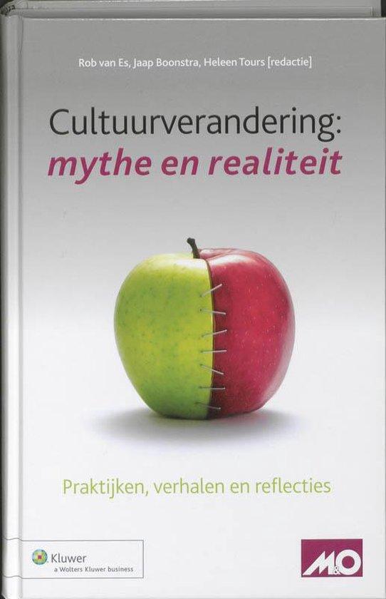 Cultuurverandering: mythe of realiteit ? - none |