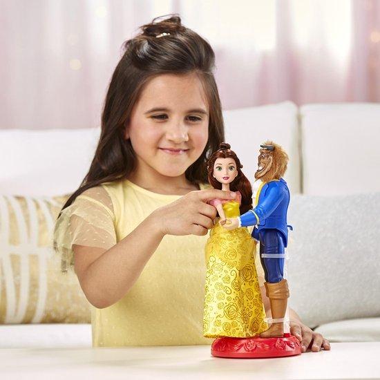 Disney Princess Belle en het Beest Deluxe - Speelset