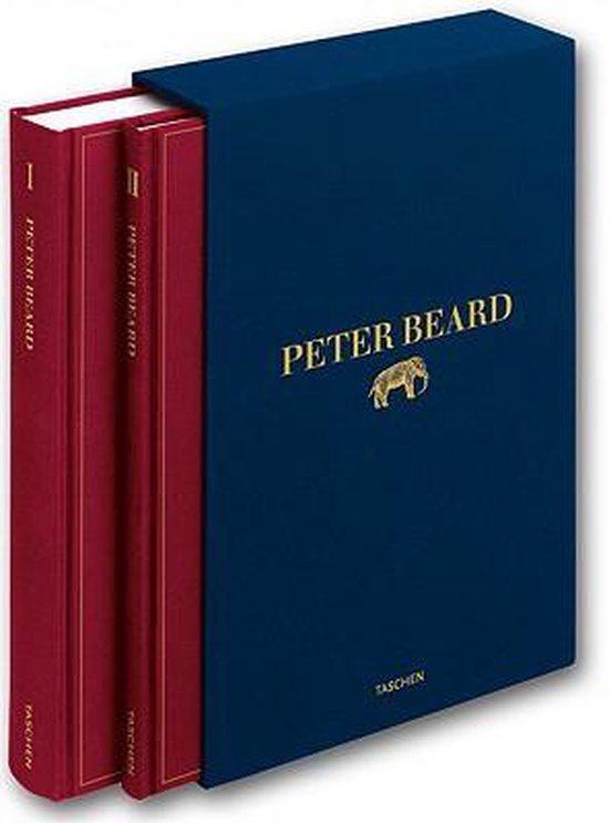 Cover van het boek 'Peter Beard'