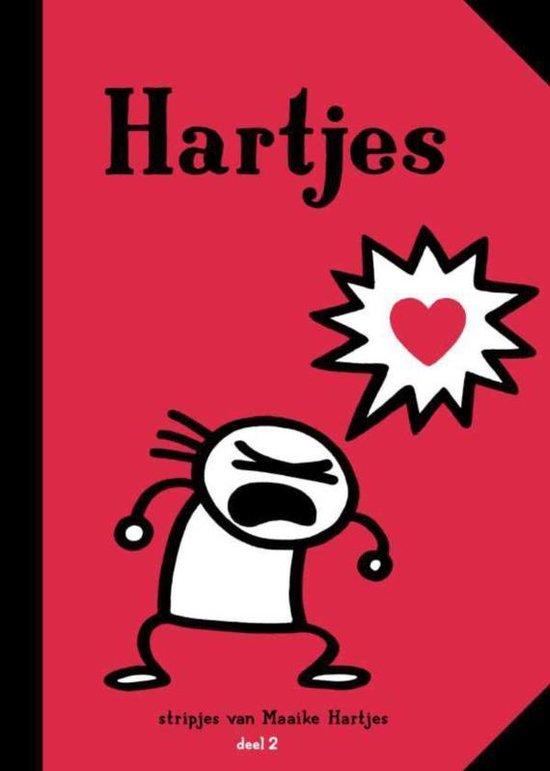 Cover van het boek 'Hartjes / 2' van Maaike Hartjes