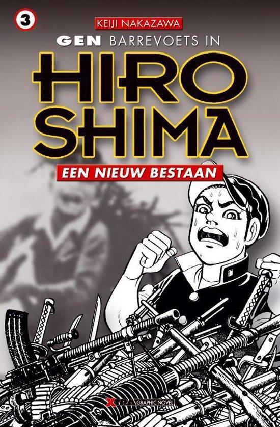 Gen in hiroshima 03. een nieuw bestaan - Keiji Nakazawa   Fthsonline.com