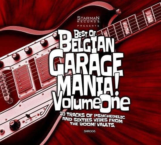 bol.com | Best Of Belgian Garage Mania Volume 1, Various | CD (album) |  Muziek
