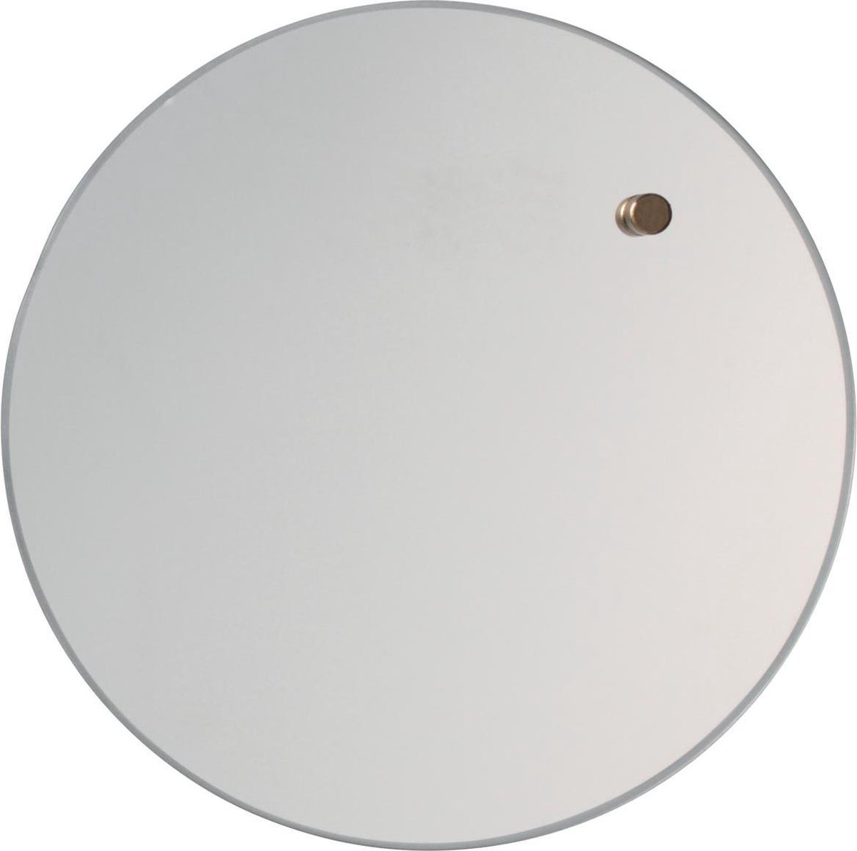 NAGA Nord Memobord spiegel glas 25cm