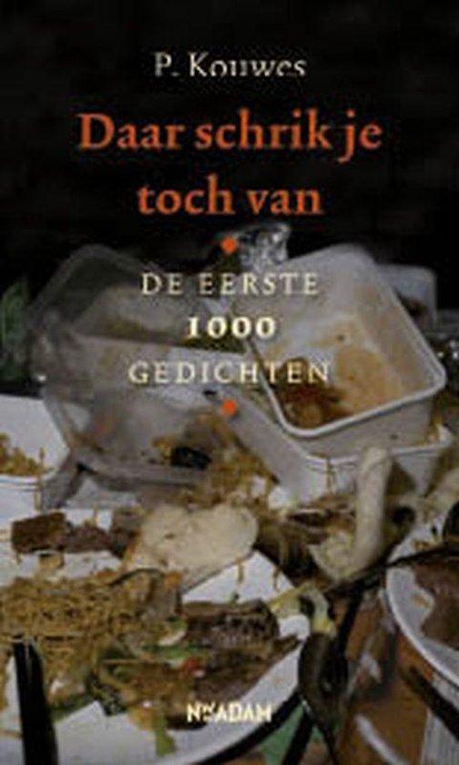 Daar Schrik Je Toch Van - P. Kouwes |
