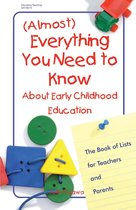 Omslag (Almost) Everything You Need to Know About Early Childhood Education