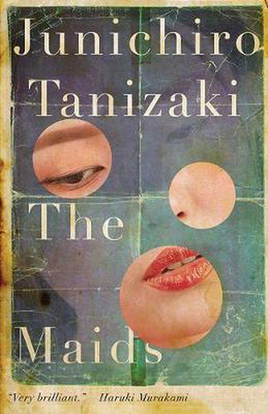Boek cover The Maids van Junichiro Tanizaki (Paperback)
