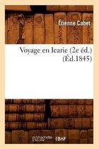 Voyage en Icarie (2e ed.) (Ed.1845)