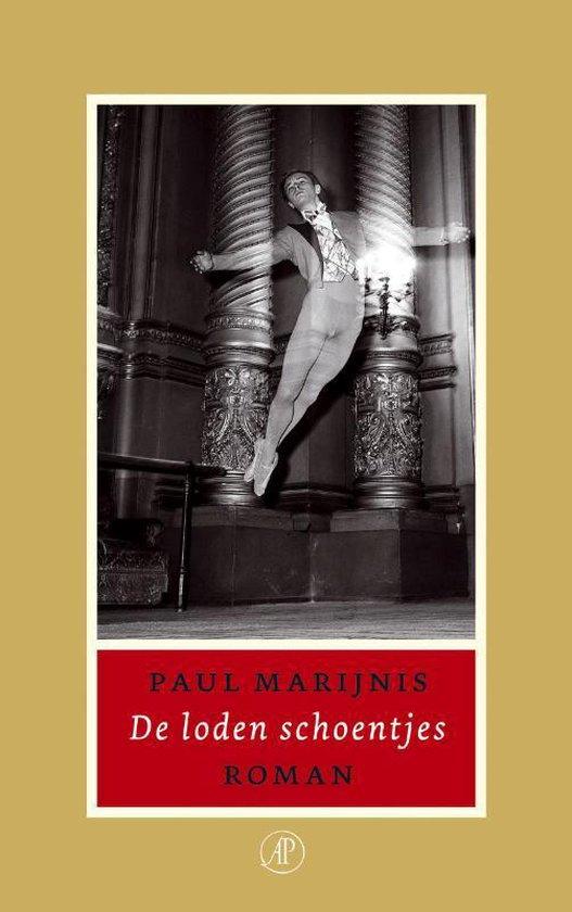Cover van het boek 'De loden schoentjes' van Paul Marijnis