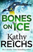Omslag Bones on Ice