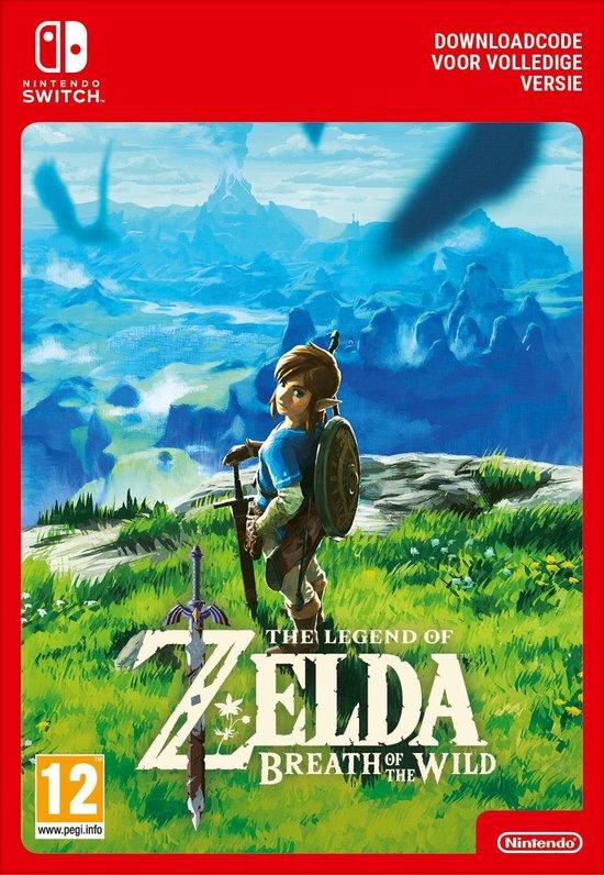 Afbeelding van The Legend of Zelda: Breath of the Wild - Nintendo Switch