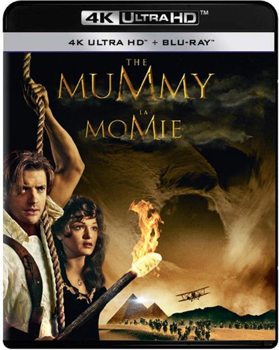 The Mummy (1999) (4K Ultra HD)-