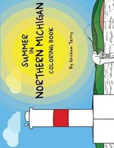 Summer in Northern Michigan Coloring Book
