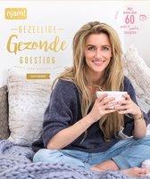 Boek cover Gezellige gezonde goesting van Steffi Vertriest
