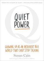 Boek cover Quiet Power van Susan Cain