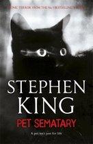 Boek cover Pet Sematary van Stephen King (Paperback)