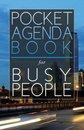 Pocket Agenda Book
