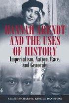 Boekomslag van 'Hannah Arendt and the Uses of History'