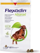 Flexadin Gewricht supplement Flexadin Advanced Hond - 60 stuks
