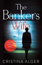 Boek cover The Bankers Wife van Cristina Alger (Onbekend)