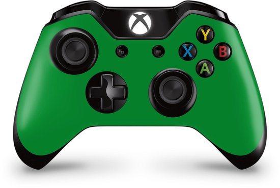 Xbox One Controller Skin Groen Sticker