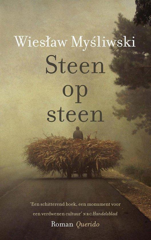 Steen op steen - Wieslaw Mysliwski   Readingchampions.org.uk